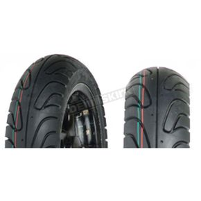 Vee Rubber Front and Rear VRM-134 100/90/10 Blackwall Scooter Tire - 0600-0034