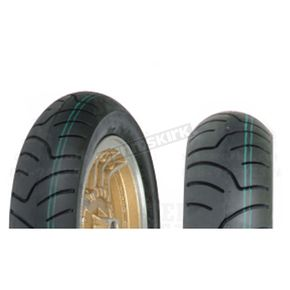 Vee Rubber VRM-217 100/80-10 Blackwall Scooter Tire - 0600-0037