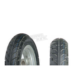 Vee Rubber VRM-228 3.50-10 Blackwall Scooter Tire - 0600-0040