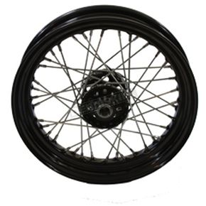 Black 16 x 3 Spoke Wheel - 52-0866