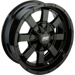 Black Front/Rear 420 X  Wheel - 0230-0841