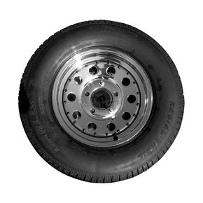 Drop-Tail Trailers Spare Tire or Replacement Wheel/Tire - 03-13RWTS-01