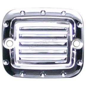 Covingtons Customs Chrome Dimpled Front Master Cylinder Cover - C1159-C