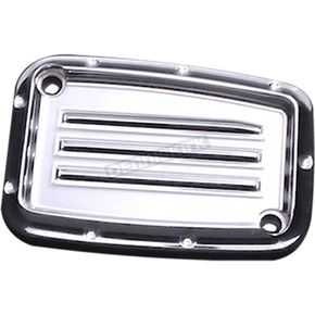 Covingtons Customs Chrome Dimpled Master Cylinder Cover - C1168CB