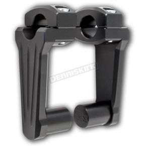 ROX Speed FX Black 3 3/4 in. Pivot Risers - 4R-P4CC01