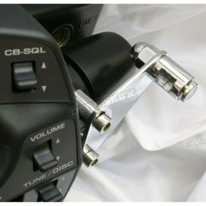 Rivco Chrome Cup Holder Switch Mount - CH500