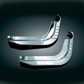 Kuryakyn Rear Bumper Accents - 7223