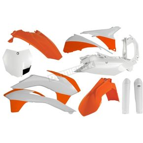Acerbis Full OEM 15 Replacement Plastics Kit - 2403094891