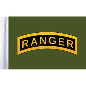 Pro Pad 10 in. x 15 in. Army Ranger Motorcycle Flag - FLG-RNGR15