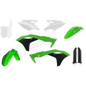 Acerbis OEM 17 Replacement Full Plastic Kit - 2630635569