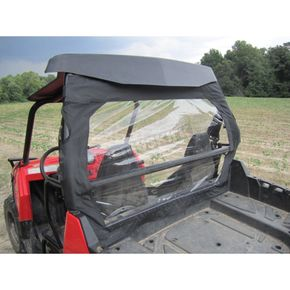 Moose UTV Rear Dust Panel - 0521-0945