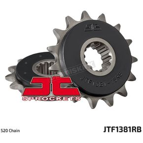 JT Sprockets Front Rubber Cushioned Sprocket - JTF1381.16RB