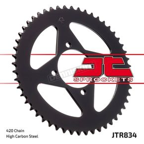 JT Sprockets Rear 420 37 Tooth C49 High Carbon Steel Sprocket - JTR834.37
