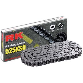 RK Natural 525 XSO X-Ring Chain - 525XSO-114
