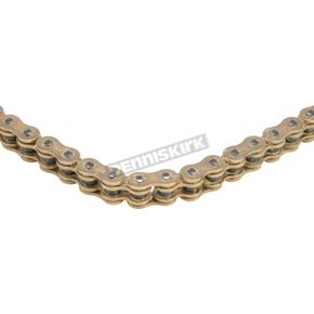 Gold O-Ring FPO 520 Chain - 520FPO-120/G