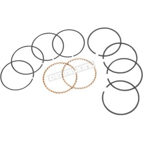 S&S Cycle Piston Rings for S&S 111/117/124 in. Motors - 94-1401X
