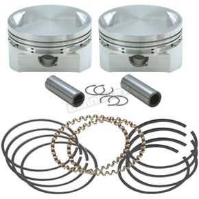 S&S Cycle Forged Piston Kit for 89