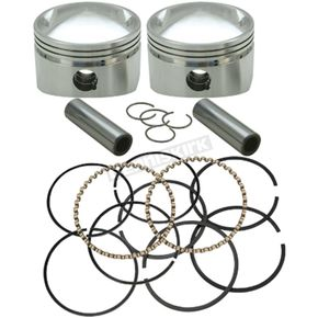 S&S Cycle Forged Piston Kit - 106-5537