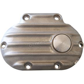 Speed Merchant Natural Snatch Ribbed Transmission Side Cover - GB6TC/R/R