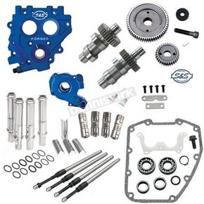 S&S Cycle 509GGear Drive Cam Chest Kit w/Plate - 310-0810