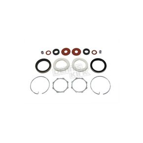 V-Twin Manufacturing Deluxe Fork Seal Kit - 14-0014