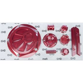 Rooke Customs Red Dress Up Kit - R-BK04-7