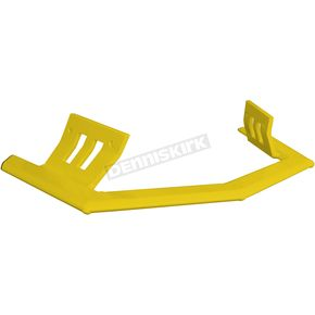 StraightLine Performance Flo Yellow Rugged Series Bottom Wing - 182-113-FLOYEL