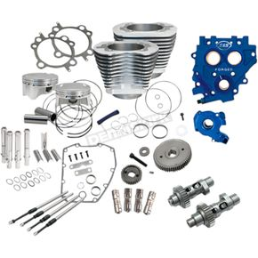110 in. Silver Power Package Big Bore Kit for Gear Drive - 330-0667