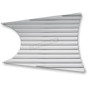 Chrome Finned Primary Accent - 6062