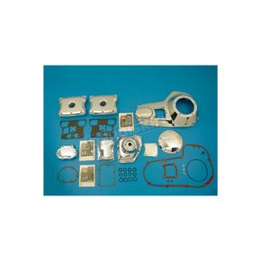 Chrome Engine Dress Up Kit - 42-0692