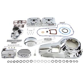 Chrome Engine Dress Up Kit - 43-0515