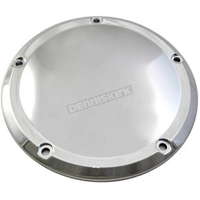 Chrome 5-Hole Smooth Derby Cover - 42-0223