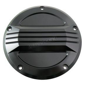 Black Air Flow Derby Cover - 42-1377