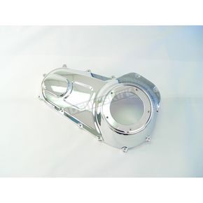 Chrome Outer Primary Cover - 43-0883