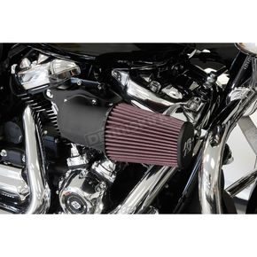 Black Performance Air Intake System - 57-1138
