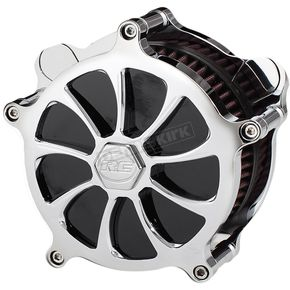 Chrome Revolt Airstrike Air Cleaner Kit - AC01C-124C