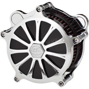 Chrome Exile Airstrike Air Cleaner Kit - AC-09C-122C