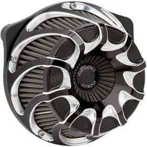 Black Inverted Series Drift Air Cleaner Kit - 18-987
