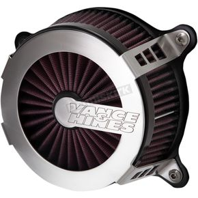 Brushed VO2 Cage Fighter Air Intake Kit - 70065