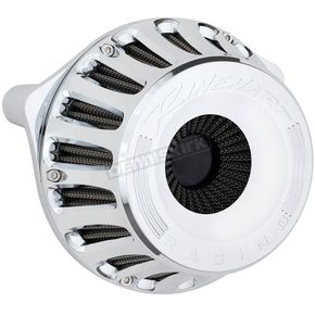 Chrome Moto Series Inverted Air Cleaner - 910-0102C