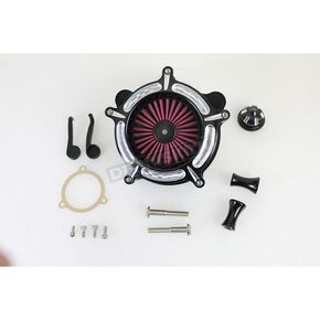Black Exposed Air Cleaner Kit - 34-1673