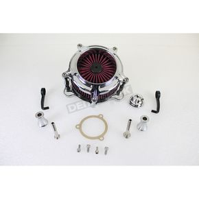 Chrome Exposed Air Cleaner Kit - 34-1712