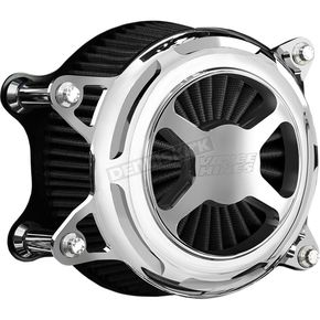 Chrome V02 X Air Cleaner Kit - 72041