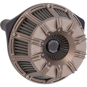 Titanium 10-Gauge Inverted Series Air Cleaner Kit - 600-013