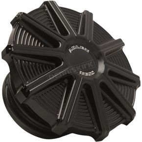 Black Anodized Vented 10 Gauge Gas Cap - 701-000
