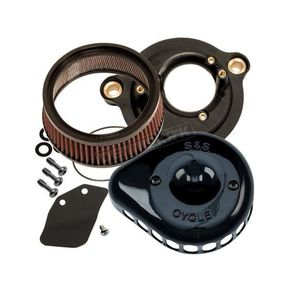 Mini Teardrop Stealth Air Cleaner Kit - 170-0436C