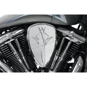 Baron Custom Accessories Pinstrip Chrome Big Air Kit - BA-2011-13