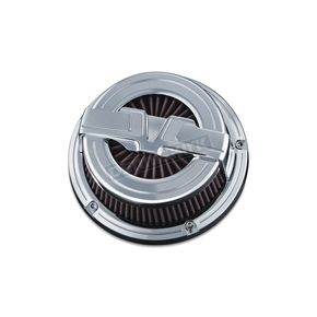 Bahn Chrome ECE Compliant Air Cleaner Kit - 9650