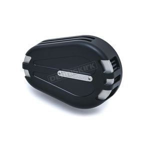 Satin Black Maverick Pro Air Cleaner Kit - 9936