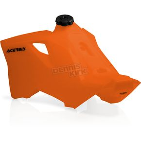 Acerbis 3.4 Gallon KTM Orange Gas Tank - 2140790237